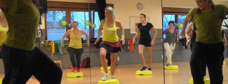 coverZumba Step