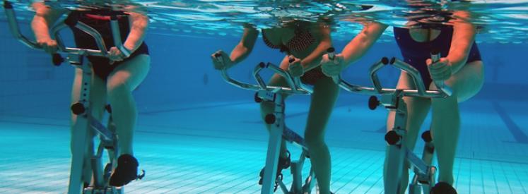 coverAquaBiking / AquaCycling