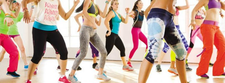 coverZumba Fitness