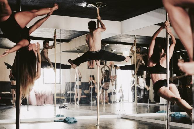 pole dance wandre